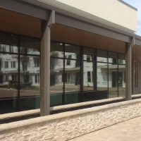 rain gutters for commercial buildings