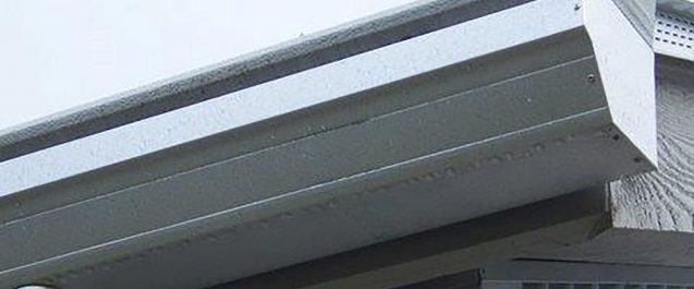 seamless gutters for my home