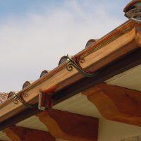 decorative gutters