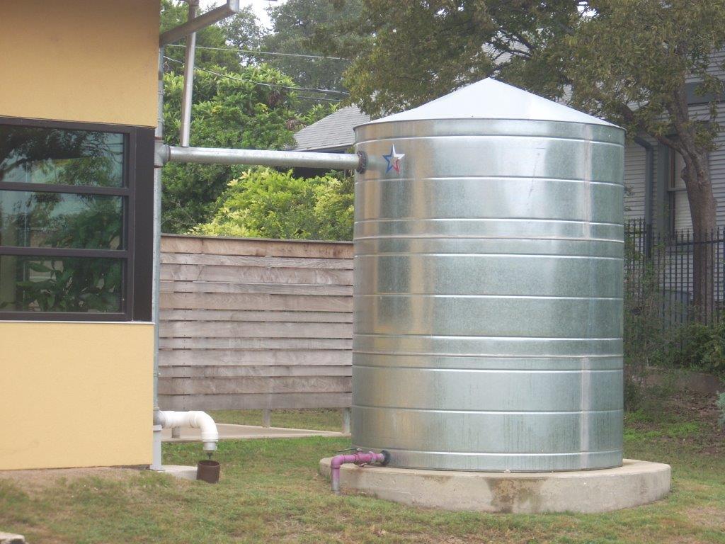 Rain Barrels Austin