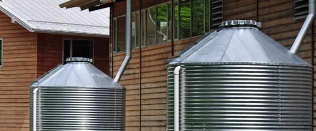 Rain Water Cisterns